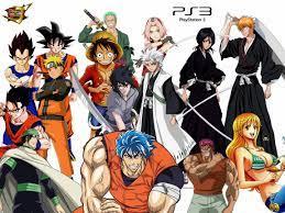 one piece: Naruto Vs Bleach Vs One Piece Game