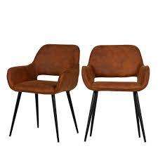 Lot de 2 fauteuils design Jelle - Drawer