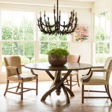 Chandelier Over Dining Room Table Home Office Interesting Home Interior Dining Room Decoration Using