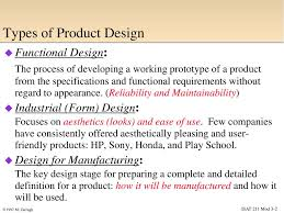 Types Of Industrial Design Product Design Development Definitions Ppt Download