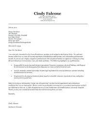 Cover Letter For School Nurse Position Nurse Practitioner Cover