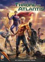 Liga da Justiça – Trono de Atlântida