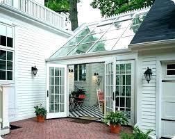 glass enclosed porch screened glass enclosed porch crossword clue