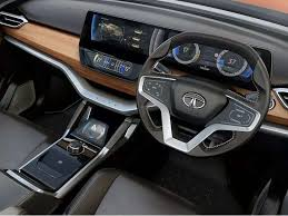 Image result for Tata Harrier MID