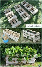 10 space saving strawberry garden gardening planter ideas vertical pallet gardenvertical vegetable