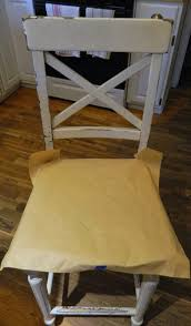 chair pad tutorial