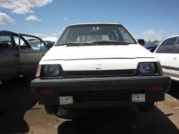 Junkyard Find: 1984 Honda Civic Wagovan - The Truth About Cars