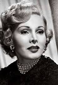 Zsa zsa gabor appeared in more than 30 movies, including moulin rouge in 1952 and lili in 1953. The People Vs Zsa Zsa Gabor 1991 Imdb
