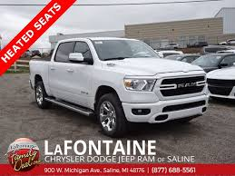 New 2019 RAM All-New 1500 Big Horn/Lone Star Crew Cab in Saline ...
