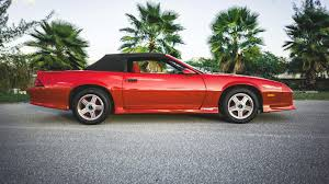 1991 Chevrolet Camaro RS Convertible | T186 | Kissimmee 2014