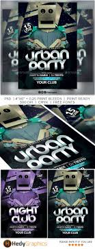 Party Flyer Creator Party Flyer Maker Inspirational Poster Template Fresh Club Flyer