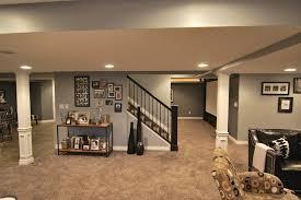 finished basement lighting ideas. Basement Idea Finished Ideas Also With A Lighting . Inspiration L