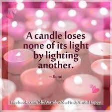 Image result for rumi the lamps are different
