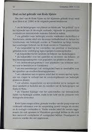 Mededelingsblad Van De Belgische Libellenonderzoekers Bulletin De
