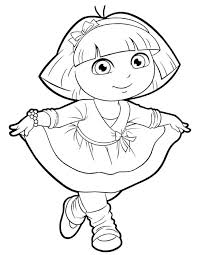 dora and friends coloring pages and friends coloring pages printable coloring pictures of to color charming coloring pages with dora and friends coloring