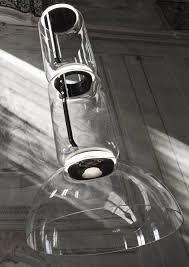 Noctambule Suspension 2 Low Cylinder And Bowl Lamp In 2019 Flos