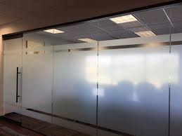 office glass frosting. winsome office frosted glass film need more privacy for frosting _
