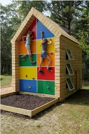 12 amazing rock climbing walls for kids i want this one in the backyard rock climbing