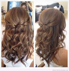 half up half down hairstyles wedding. awesome wedding hairstyles half up down best photos