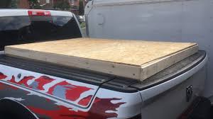 diy homemade tonneau cover for rambox kingquad mods complete