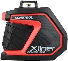 Лазерный <b>нивелир Condtrol XLiner Combo</b> 360 купить в интернет ...