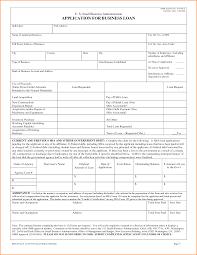 Loan Application Form Business Loan Form Insaat Mcpgroup Co