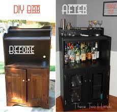 Diy Bar Diy Home Bar Bars For Home Diy Bar