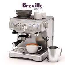 Máy pha cà phê Breville 870 Giá Tốt Nhất 2020 - Máy rang cà phê Hot Air Bền  - Đẹp - Huca Food Co.,Ltd
