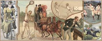 victorian pastimes and sports an extensive study of the victorian  a victorian