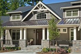 Grey metal roof   green painted house  Looks nice together    Grey metal roof   green painted house  Looks nice together    The House Plan   Pinterest   Metal Roof  Exterior Colors and Metals