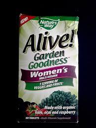 upc 033674121115 product image for alive garden goodness womens multi upcitemdb com