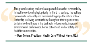 Sustainability For Healthcare Management Practice Greenhealth