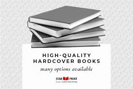 <b>Hardcover</b> Books (A Premium Product) | Star <b>Print</b> Brokers