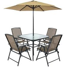 unforgettable large size of best choice s outdoor folding patio dining best alcove 6 pc harrison