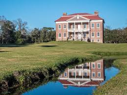 drayton hall main house charleston plantations guide south carolina plantation tours