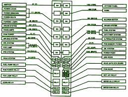 1997 ford ranger fuse box diagram image details 1997 ford ranger fuse box diagram