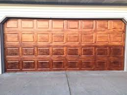 gel stain garage door gel stain garage door i only did one tiny square at a