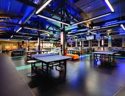 ping pong lighting. Table Tennis Club Served Up With Lighting Speed Ping Pong T