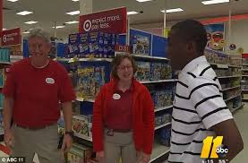 what to bring to a job interview teenager teen thanks target employee who helped him tie a tie for a job