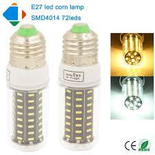 5x Led Bulb E27 E14 14w Corn Lamp Ac 110 220 Volts Smd 4014