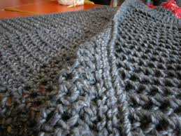 Chunky Knit Blanket Pattern Best Chunky Knit Blanket Pattern The Knit Cafe