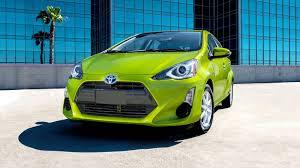2018 Toyota Prius c Review & Ratings | Edmunds