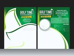 Free Charity Golf Tournament Flyer Template Templates