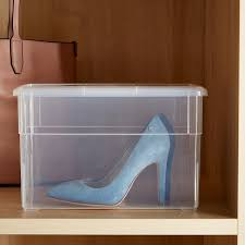 Our Tall Shoe Box ...