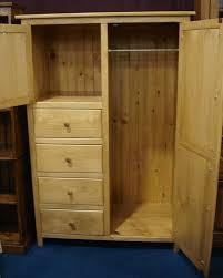 wooden wardrobe closet plans