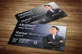 United Real Estate Business Cards | PrintifyCards