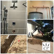 residential plumbing services in the denver metro area