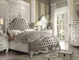 bedroom furniture in houston. Plain Houston Acme Versailles Cal King Or Queen Sleigh Bedroom Set With Furniture In Houston T