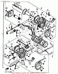 Yamaha 250 wiring diagram wire center yamaha xv500 virago 1983 d usa carburetor buy original
