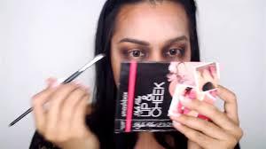 diy lace mask catwoman makeup tutorial 2018 Видео
